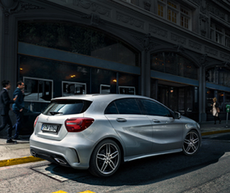 Oferta Mercedes Clase A 180 con Mercedes-Benz Alternative